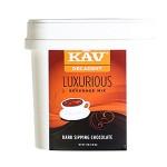 KAV Dark Sipping Chocolate 1.36 kg